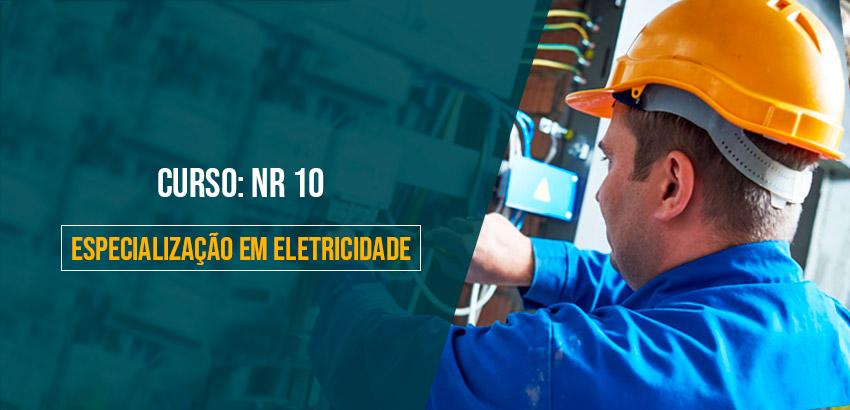 NR 10 Básico - Segurança em Instalações e Serviços de Eletricidade