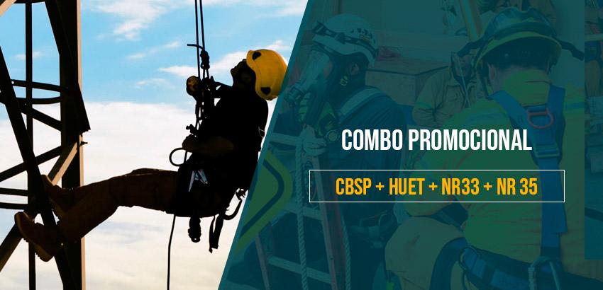 CBSP + HUET + NR33 + NR 35