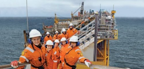 Vantagens de trabalhar embarcado em Plataformas de Petróleo